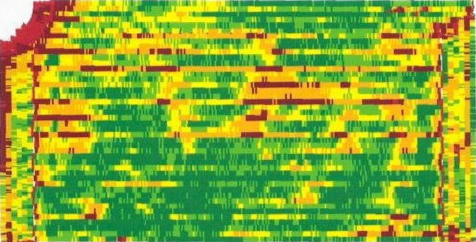 IF VF Tire Yield Map - Before