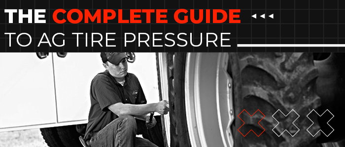 How Tire Pressure Affects Flotation, Compaction, Yield, and More