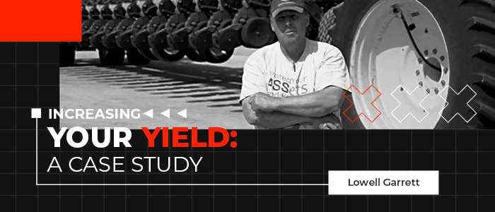 Increased Yield and Reduced Soil Compaction: How Lowell Garret Got It Done with IF Tires and Onboard Air Inflation System